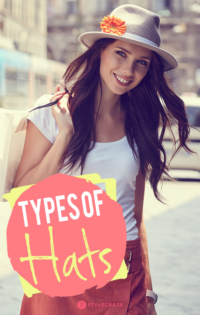 c82281b3f Types Of Hats – How To Style Hats