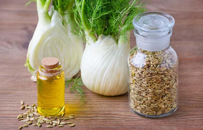 Hormonal Imbalance - Fennel Oil