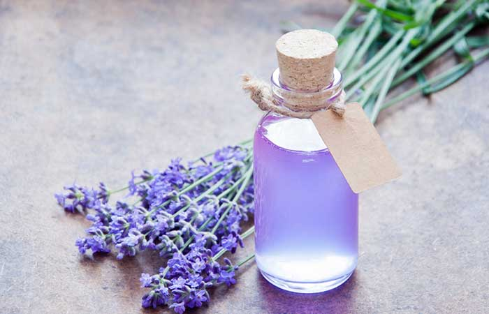 Cradle Cap - Lavender Oil