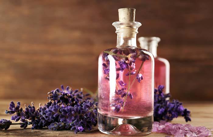 Hormonal Imbalance - Lavender Oil
