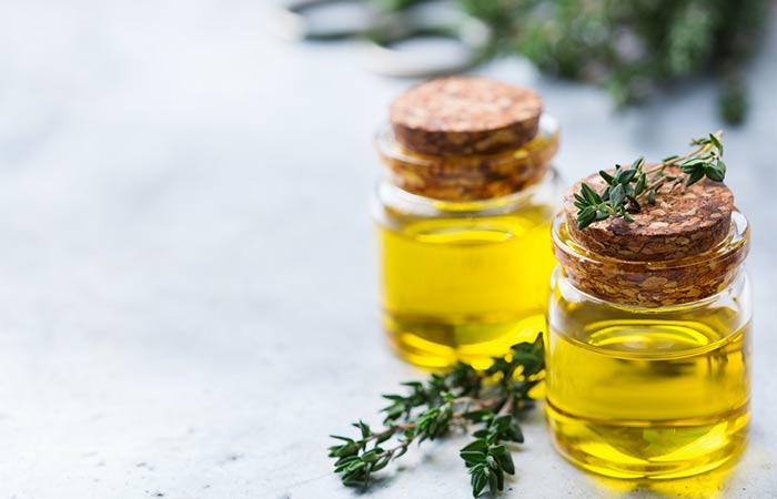 Hormonal Imbalance - Thyme Oil