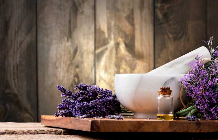 1. Lavender Essential Oil