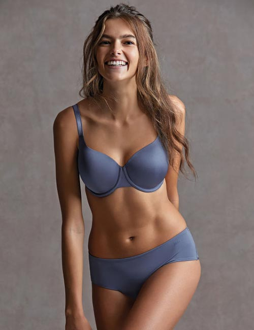Best Bras For Large Breasts - Balconette Bra For Larger Bras