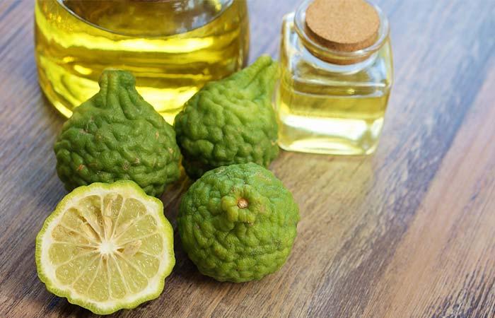 10. Bergamot Oil