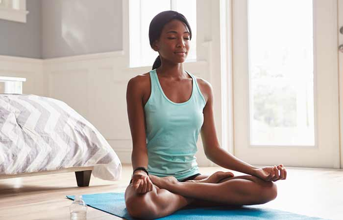 11. Relax And Meditate