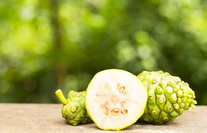 White Blood Cell Count - Noni Fruit