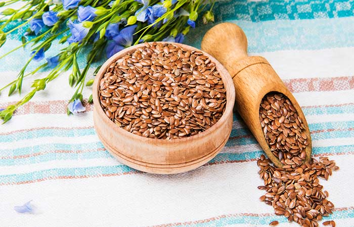 How To Reduce Your Breast Size Naturally - Flaxseeds