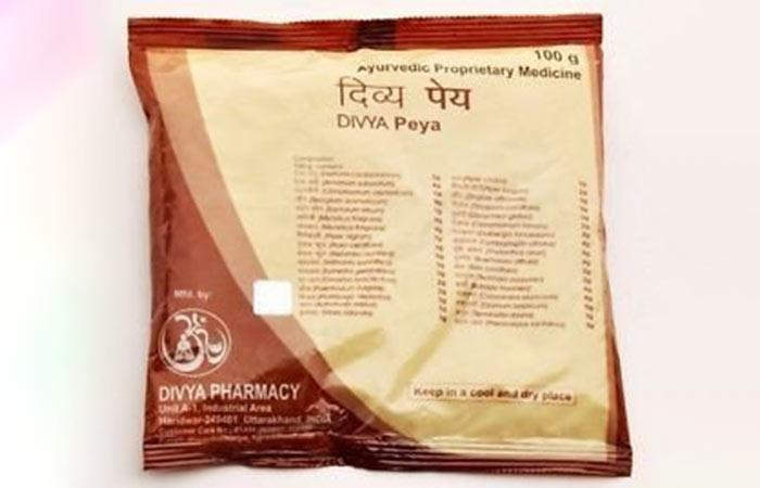 Best Patanjali Products For Weight Loss - Patanjali Divya Peya