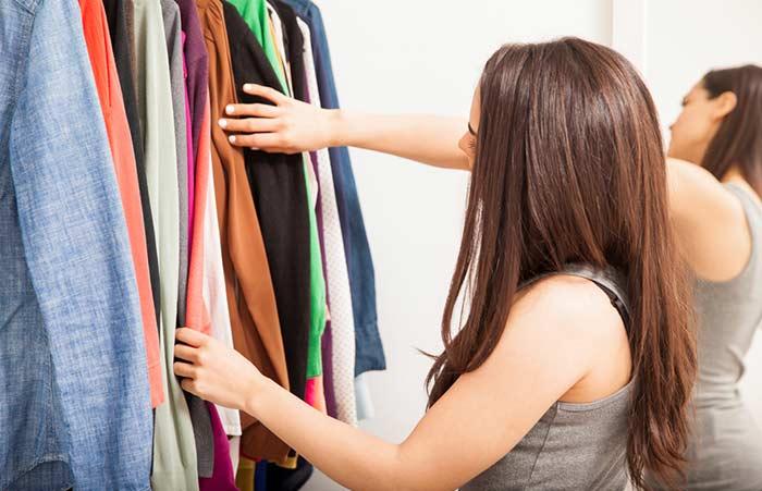 2. Scan Your Wardrobe