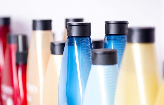 2. Use Chemical-Free Hair Products