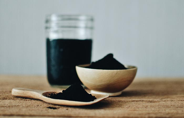 3. Activated Charcoal