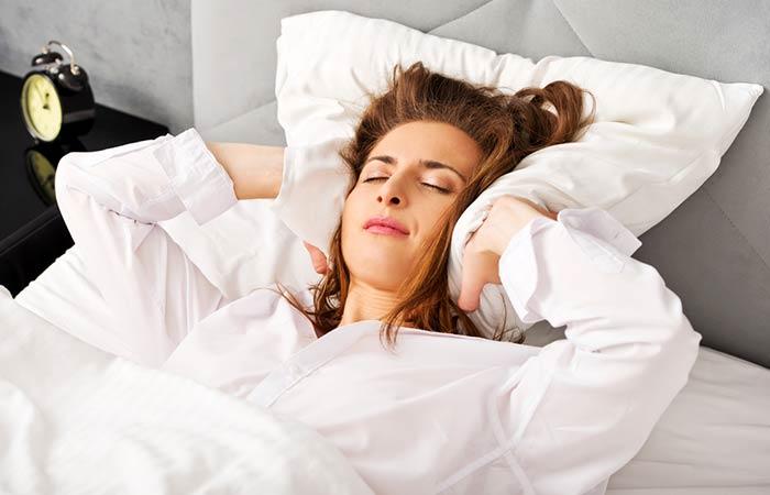 3. Disturbed Sleep Patterns