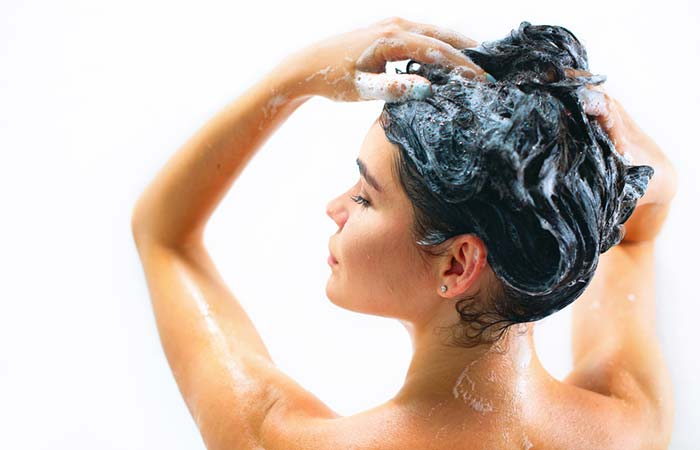 3. How To Apply Shampoo