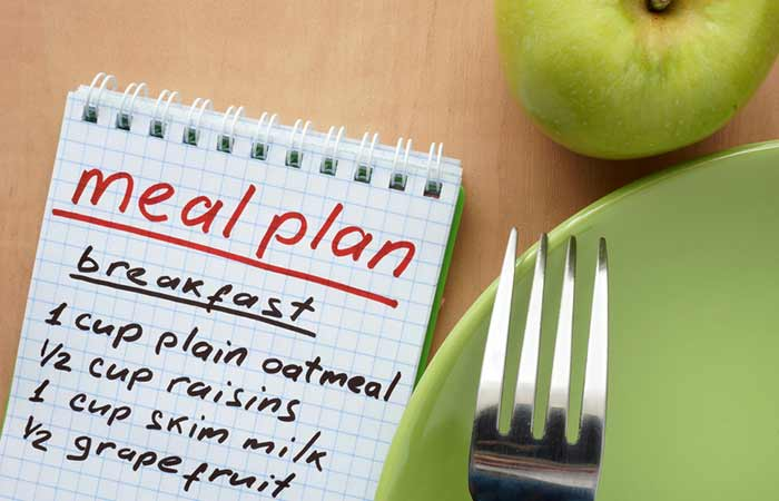 Stop Nighttime Eating - Meal Planning Is Important