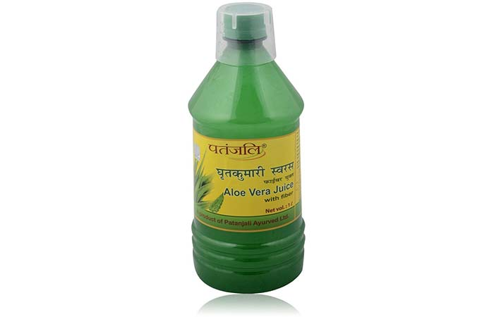 Best Patanjali Products For Weight Loss - Patanjali Aloe Vera Juice