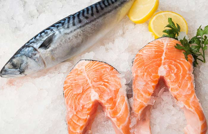 Vitamin D For Weight Loss - Salmon And Mackerel