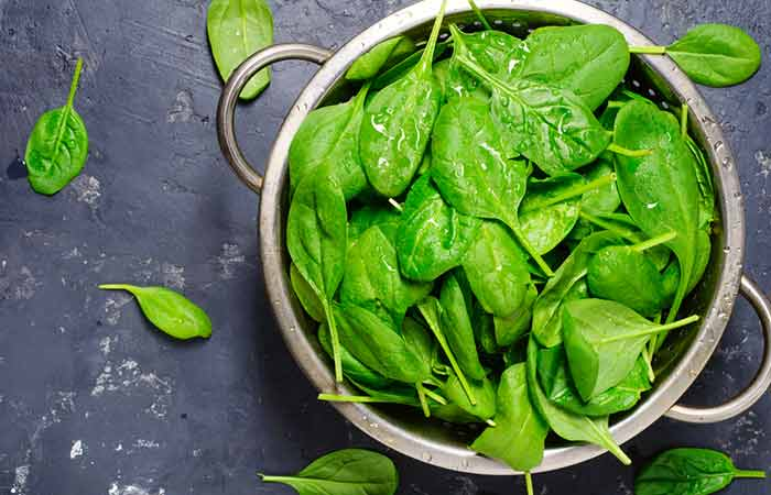 3. Spinach