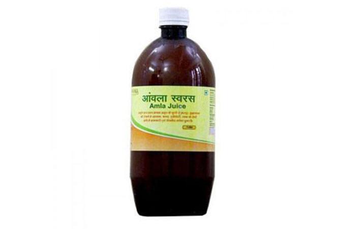 4. Patanjali Amla Juice