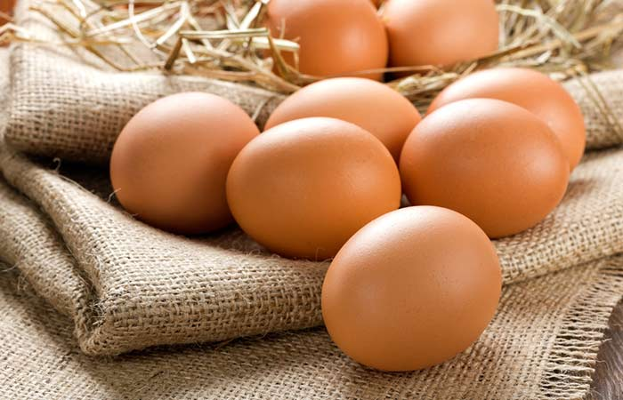 Vitamin D For Weight Loss - Eggs