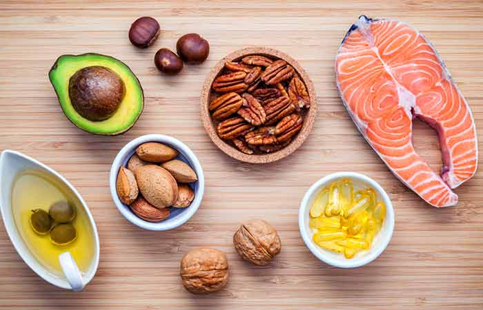 7. Omega-3 Fatty Acids