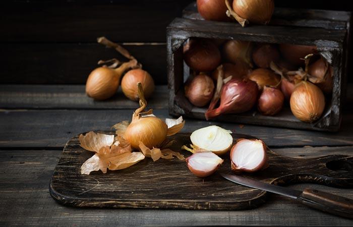 8. Onion