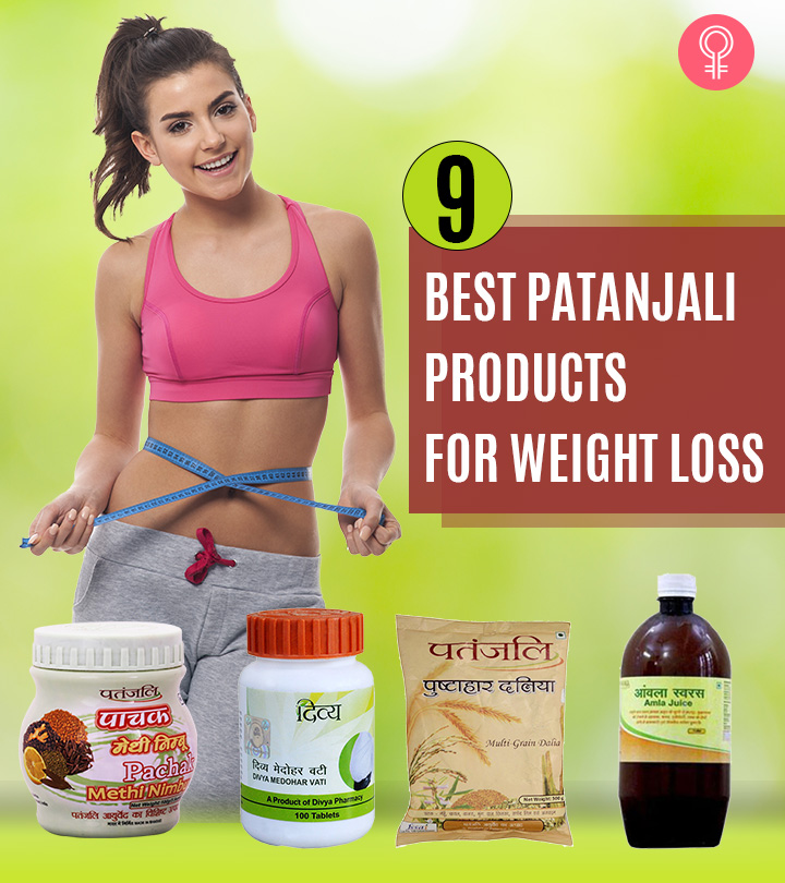 9 Best Patanjali Products For Weight Loss 7825ddc72