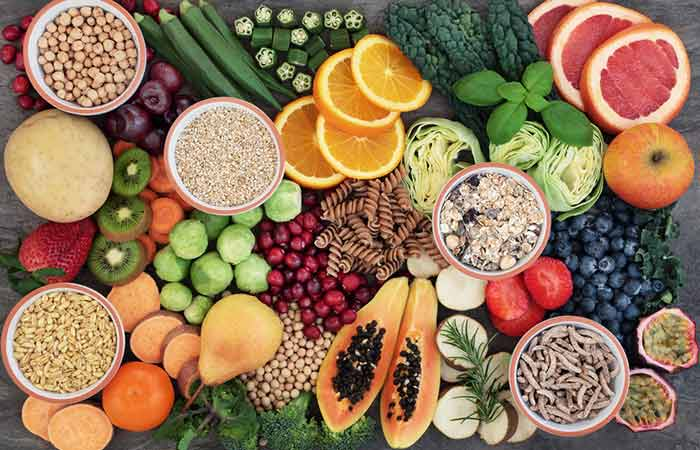 Stop Nighttime Eating - Add Fiber To Your Meals