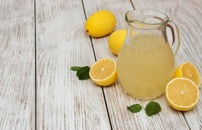 How To Get Rid Of A Black Eye Naturally - Lemon Juice