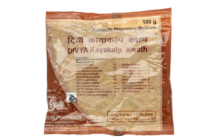 Best Patanjali Products For Weight Loss - Patanjali Kayakalp Kwath