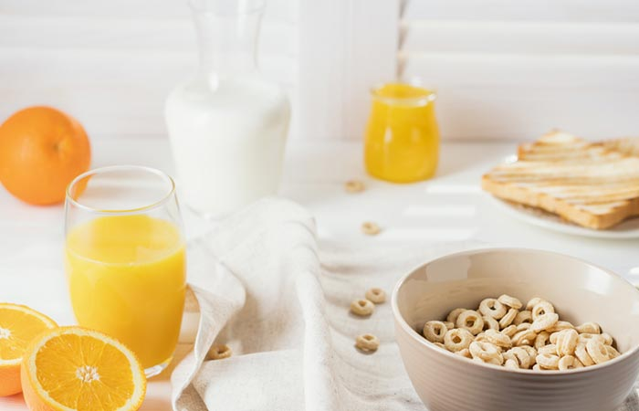 9. Vitamin D Fortified Foods