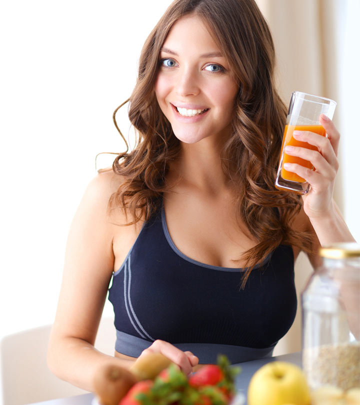 Liquid Diet For Weight Loss- A Menu Plan, Benefits, Side Effects