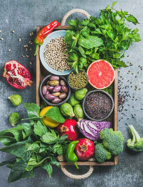 Vegetarian And Vegan Diets - What Is A Vegan Diet