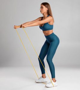Which Full-Body Resistance Band Exercises Can I Do?