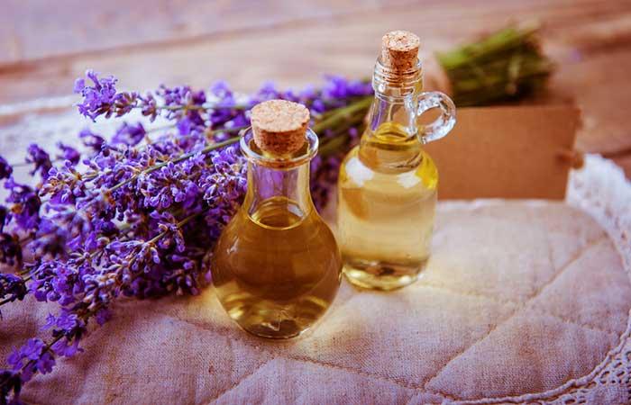 b. Lavender Oil