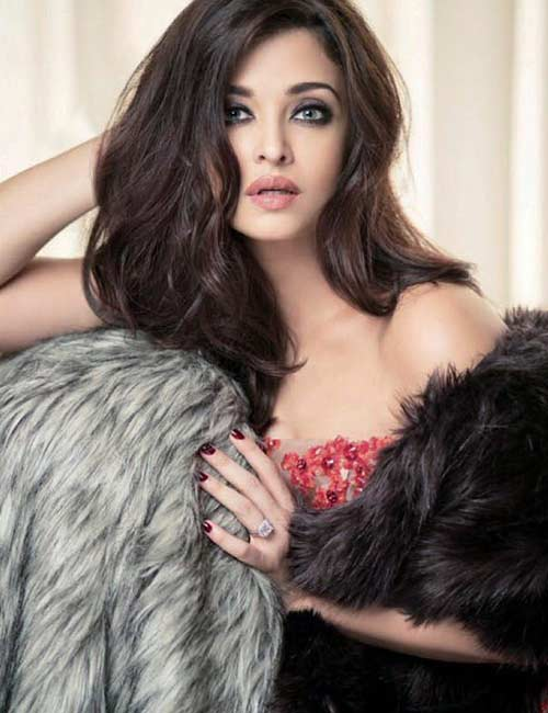 Top Indian Fashion Models - Aishwarya Rai