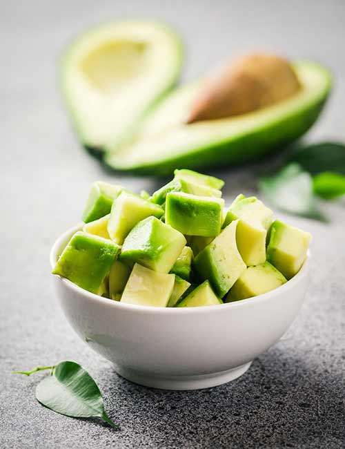 Post-Workout Foods - Avocado