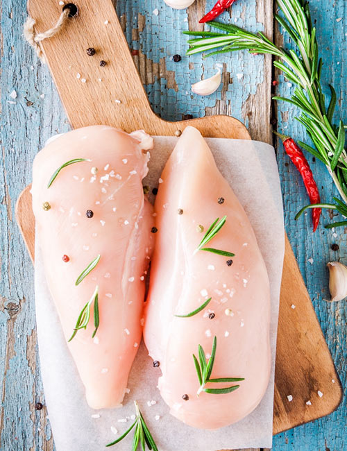 Foods You Should Consume To Get Big Buttocks - Chicken Breast