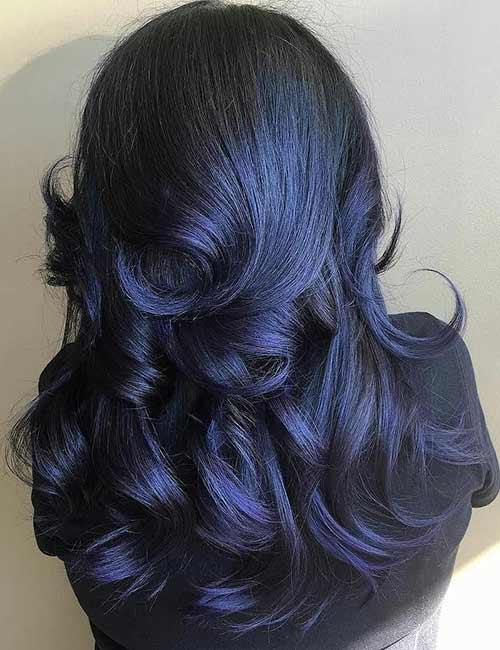 1. Midnight Blue And Black