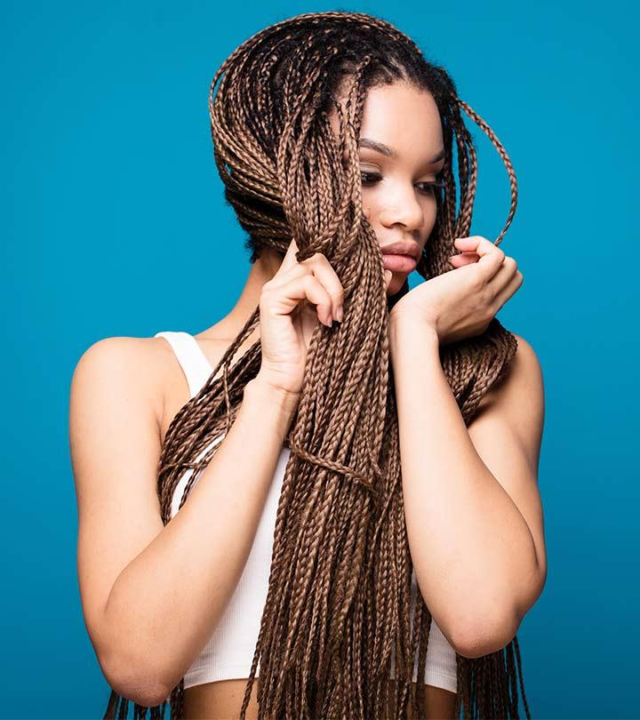 10 Amazing Black Braided Hairstyles