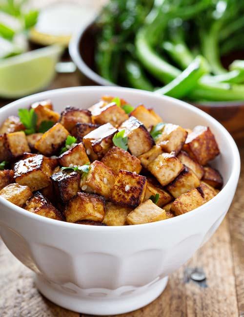 Foods You Should Consume To Get Big Buttocks - Tofu