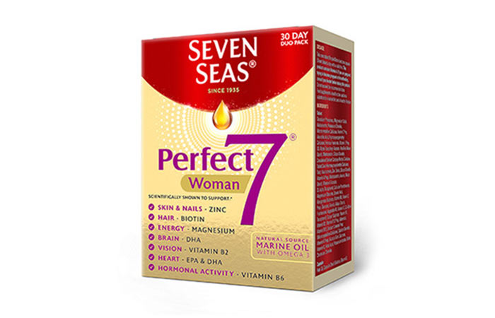 Best Multivitamins For Women - Seven Seas Perfect7 Woman Multivitamin and Multimineral