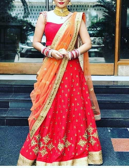 How To Wear A Lehenga 15 Different Styles And Outfit Ideas