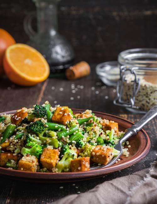Foods You Should Consume To Get Big Buttocks - Quinoa