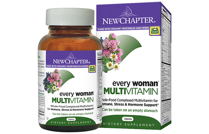 Best Multivitamins For Women - New Chapter Every Woman Multivitamin