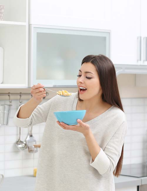 Possible Reasons You Feel Hungry All The Time - You Are Pregnant