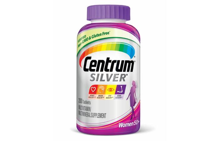 Best Multivitamins For Women - Centrum Silver Multivitamin