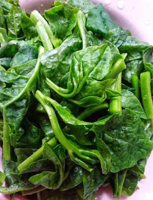 18. Dark Leafy Greens