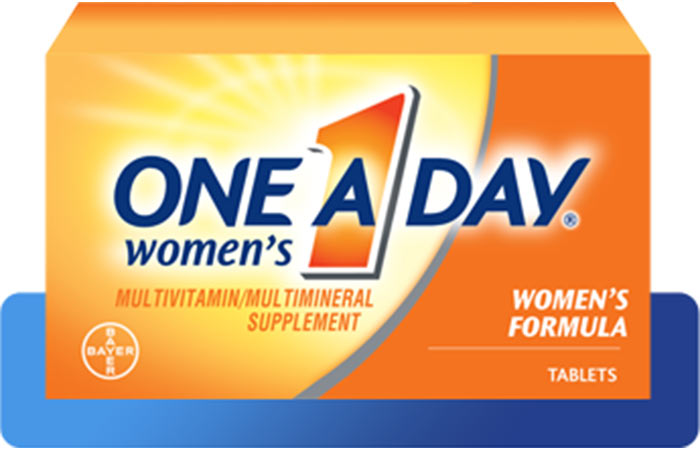 Best Multivitamins For Women - One A Day Women's Multivitamin