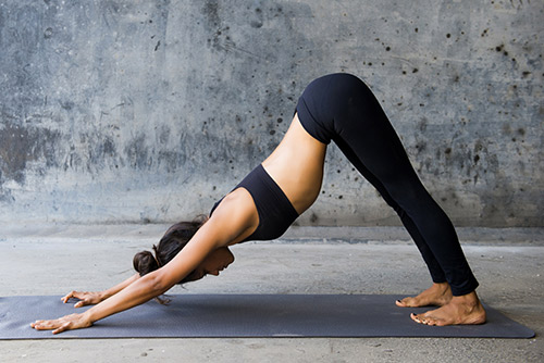 Exercises For Lower Back Pain - Downward Dog Pose