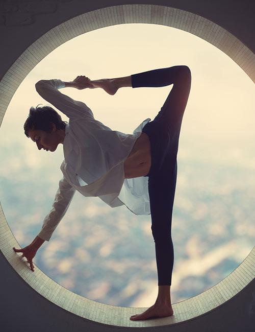 2. Flexibility